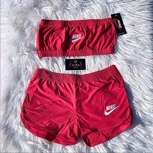 Nike set for women size L
